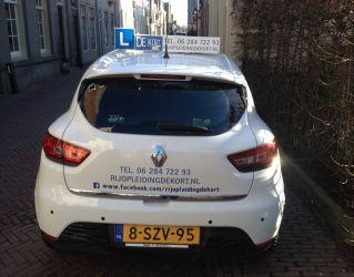 Autorijles in Krommenie Wormerveer en Assendelft